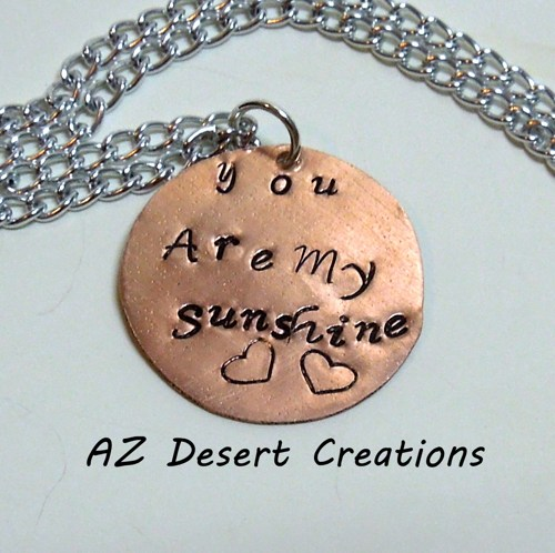 you_are_my_sunshine_hand_stamped_copper_pendent_and_silver_color_chain_e30e3cec