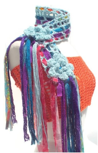 LIGHT BLUE BOHEMIAN SCARF 2-JPG.