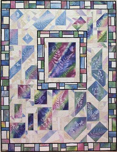 art_quilt-_stained_glass_and_ferns-_featuring_sunprints_by_sue_andrus_7143b0d0